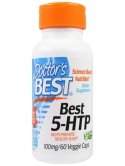Doctor's Best 5-HTP - 100mg - 60 veggie caps